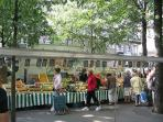 the saturday market