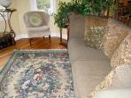Super Comfy & Plush Sofa and Living Room