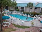Heated Swimming Pool, Clubhouse Area