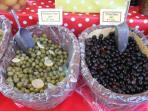 Olives  - Beaulieu market