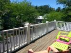 Front Balcony Deck