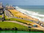 Galle Face Green - 5 Min walk from Monarch