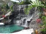 Tropical Paradise Home W Heated Pool, Spa, Falls1B