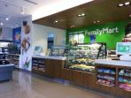 24hour Japanese convenience store- Family Mart steps away from Princeton Residences