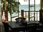 Shorebreak Dining Area. Capture the ocean views while dining.