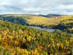 National Mauricie Park-15 min from the cottage
