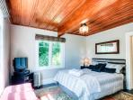 Fantail Bedroom and living.