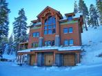 Spectacular Home with Private Hot Tub and Slope Side View ~ RA45182