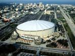 Tropicana Field - Home of the Tampa Bay Rays