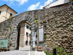 Etruscan City Walls
