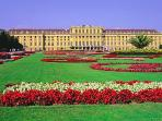 Palace Schönbrunn, some minutes away by foot