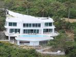 The Miami White Villa