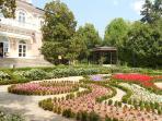 Angiolina Park - central botanic park of Opatija