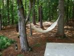 The Hammock Perfect for a Lazy Summer Afternoon