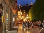 Guanajuato Nite Life !
