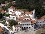National Palace at Sintra center