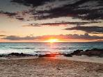 Kamaole III Beach, great for sunsets! Directly across the street from your condo!