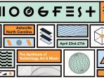 Moog fest! 2014! So much great music!