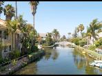 Venice Canals Walking Distance
