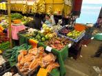 Local farmers market, cheap, fresh and organic!