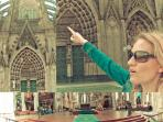 Don't miss a visit to the Cathedral/Dom