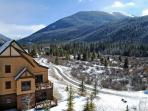 Enjoy spectacular views of the Continental Divide from every room.
