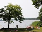 Nearby Lake called 'Nebelsee'