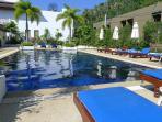 The Pool at The Sands Nai Harn Beach Phuket