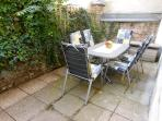 TERRACE/GARDEN - have your breakfast outside or enjoy a glass of wine in the evening! Totally CALM!