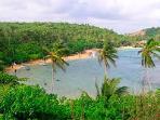 Unawatuna Bay view