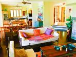 Casa Exotica: Great Room