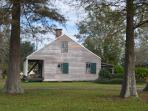 Four Cypress Acadian Cabin