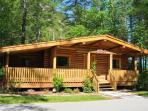 Mustang cabin