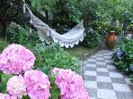 garden of romantic suite