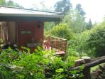 Cabin Entrance
