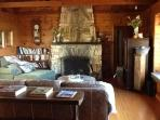 Spacious comfort above Nevada City!