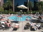 MGM pool available to you and all guests of the MGM and Signature