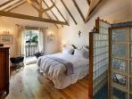 Master Bedroom Stable Cottage