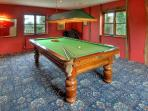 Billiards room Barn