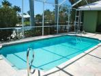 beautiful jetted pool