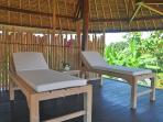 Massage terrace