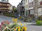 Medieval towns to explore