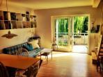 Family-friendly Copenhagen apartment with large balcony