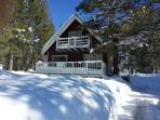 Fully Equipped Pet Friendly Tahoe Cabin!