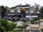 Houses in the hill/ Casas em condominio