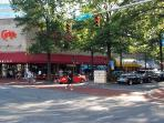 Nearby Shirlington Village - Carlyle