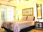 Poolside Suite with Queen Bed and Full Bathroom