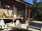 Sugar Shack 3 driveway/patio/front porch