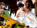 We are surrounded by so much to do from wineries to caverns, national parks, river rafting and more