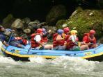 shoot the rapids...Condo Pick up